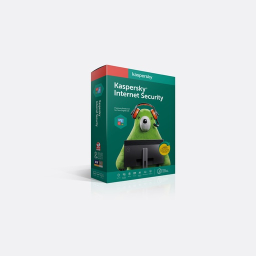 [KIS -3U, 3Y, 1K - Box] Kaspersky Internet Security - 3D, 3Y, 1 Key - Box